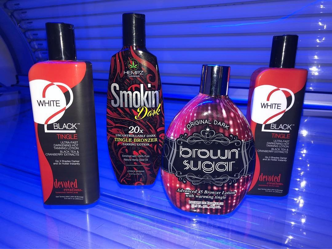 tingle tanning lotions