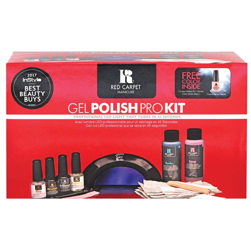 Red Carpet Manicure Pro 45 Appetizer Kit