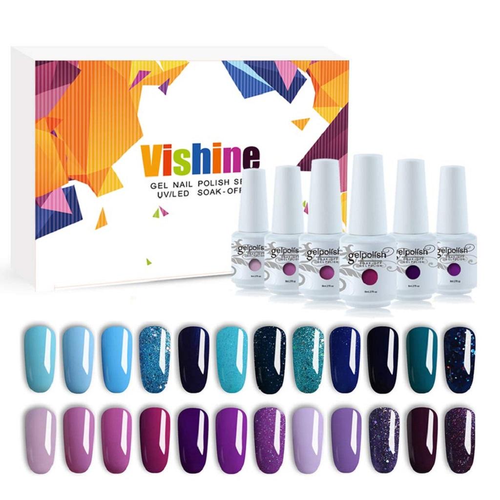 Vishine Gel Polish Kit